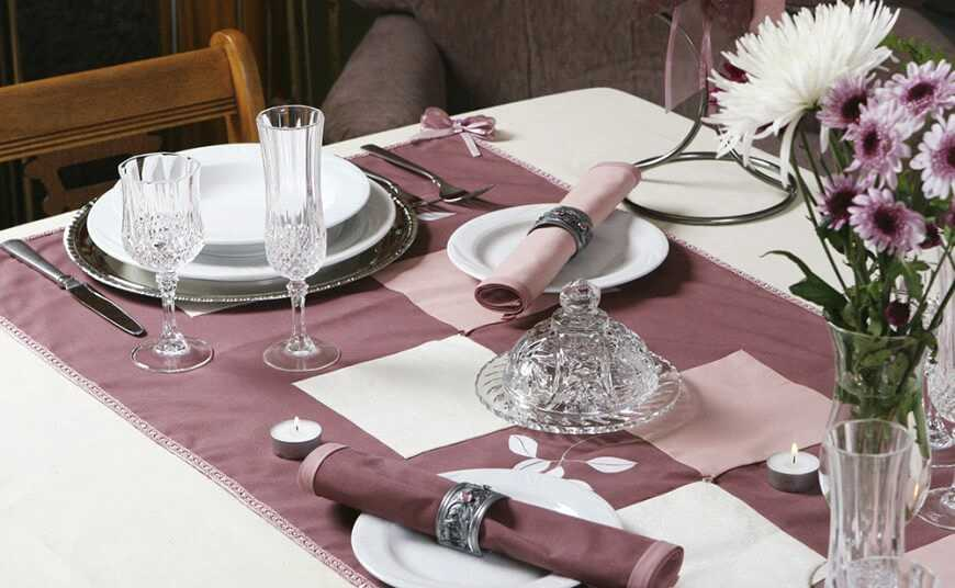 تزئین میز ناهارخوری