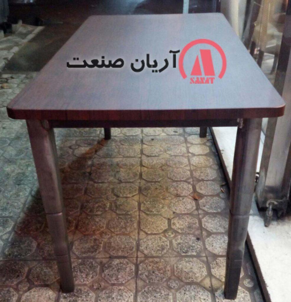 میز رستورانی