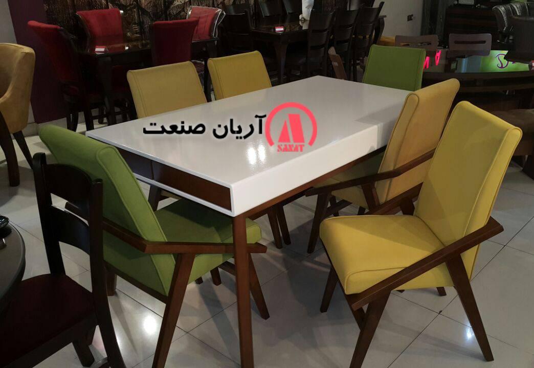 خرید میز ناهارخوری