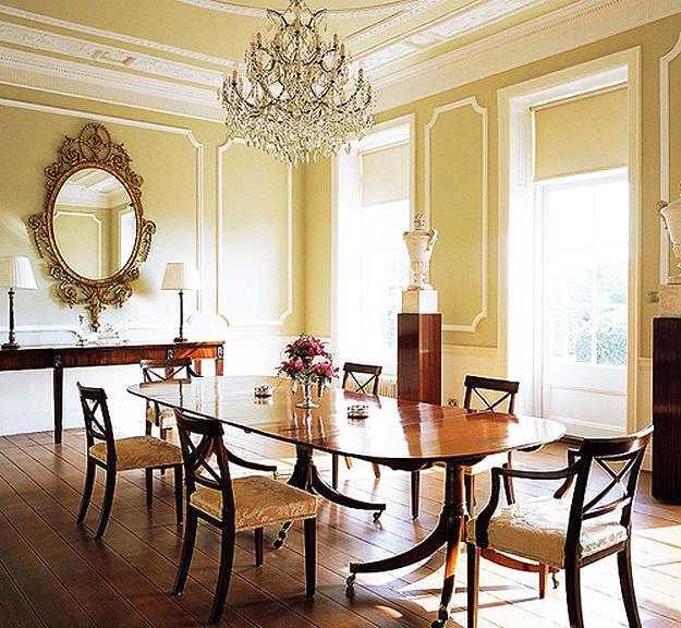 میز ناهارخوری مدرن و کلاسیک
