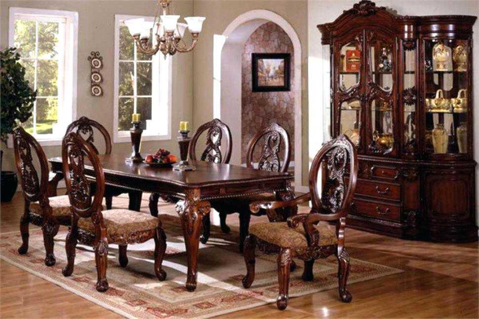 میز ناهارخوری سلطنتی و مدرن