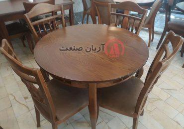 صندلی چوبی ایفل ، میز چوبی ایفل