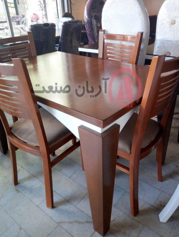 صندلی چوبی آبشار ، میز چوبی اتریشی