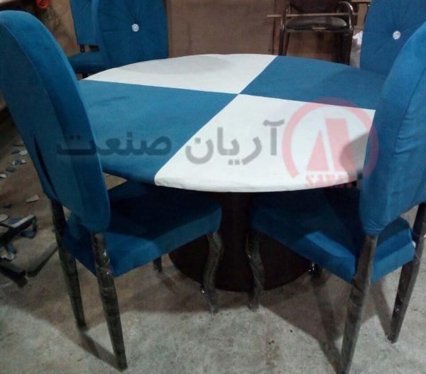 میز تالاری گرد