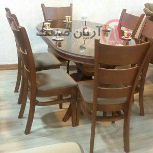 میز ناهار خوری جدید