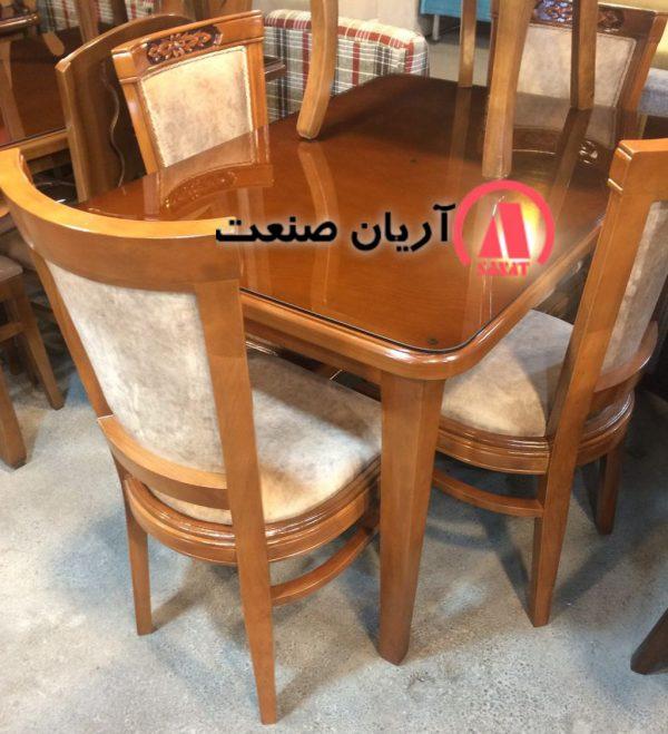 صندلی منبت کاری شده