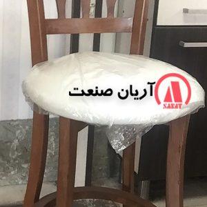 صندلی اپن چوبی