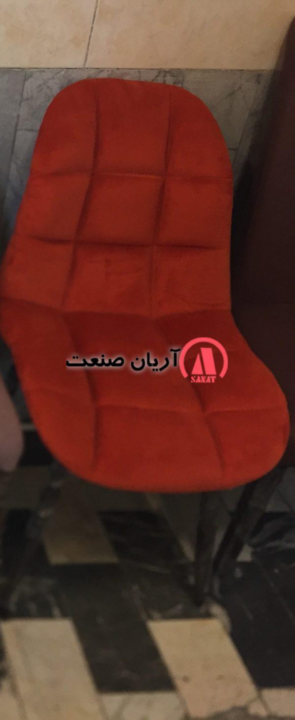 صندلی فلزی رستوران